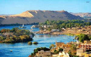 Асуан - чарующий город на берегу Нила
