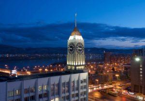 Достопримечательности столицы Сибири